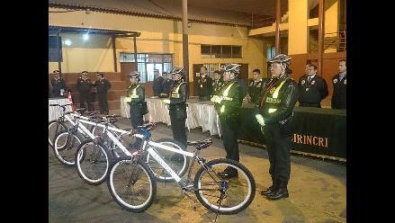 Policía de tránsito patrullará calles en bicicleta e impondrá fotopapeletas