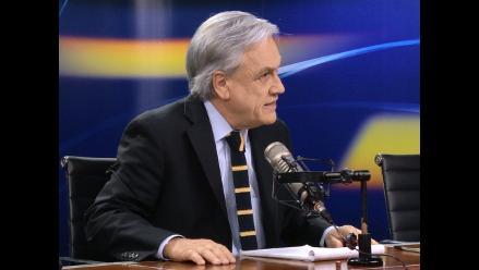 Sebastián Piñera: Tengo la convicción de que el triángulo terrestre pertenece a Chile