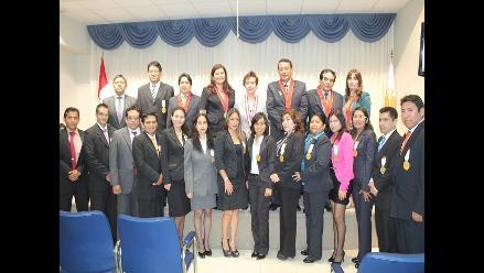 Chiclayo: MP incorpora a 16 nuevos fiscales provisionales
