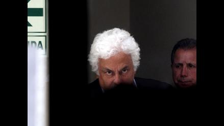 Benedicto Jiménez tras su captura: ´Soy un procesado político´