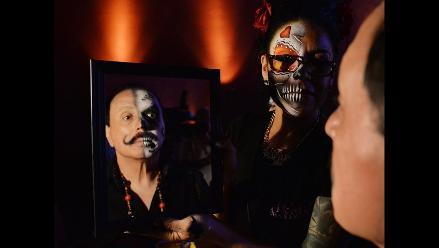 EEUU: Mexicanos ensayan para celebrar el Día de los Muertos en Los Ángeles