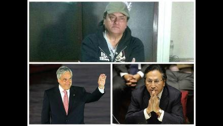 Pasó hoy: Benedicto Jiménez fue capturado por la Policía Nacional en Arequipa, García Belaunde lamenta expresiones de Piñera sobre triángulo terrestre, Toledo: Es irresponsable pedir la vacancia de Ollanta Humala