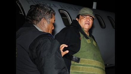 Benedicto Jiménez fue capturado en Arequipa portando DNI falso