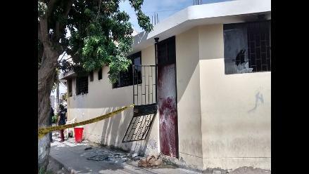 Chiclayo: Sancionarán a responsables de incendio en albergue
