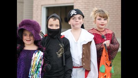 Cinco consejos para evitar que tu hijo tenga un accidente en Halloween