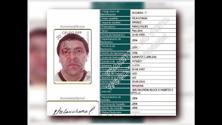 Desconocido el paradero de la persona suplantada por Benedicto Jiménez