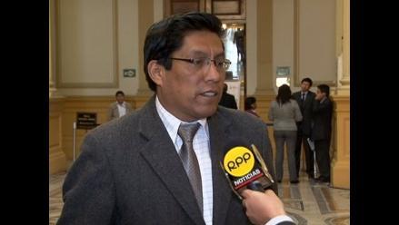 Comisión Orellana tomará declaración de Benedicto Jiménez