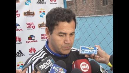 Daniel Ahmed: En Cristal nos trazamos ir partido a partido antes de Alianza