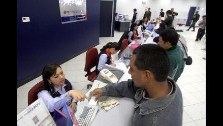 Financiamiento bancario a empresas creció en último año