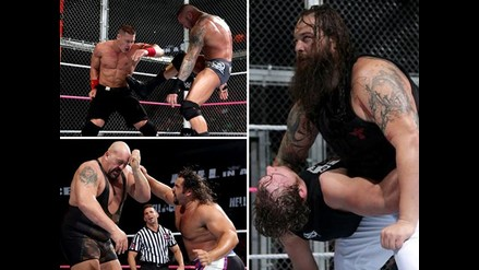 WWE: revive los mejores combates del evento Hell in a Cell 2014