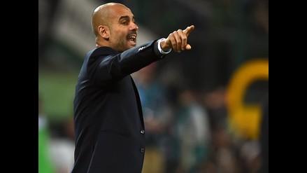 Josep Guardiola recibirá sanción por tocar y ´acosar´ a la cuarta árbitro