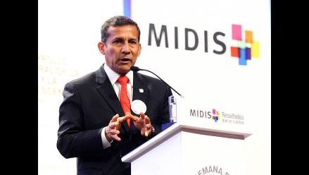 Ollanta Humala: El triángulo terrestre es territorio peruano