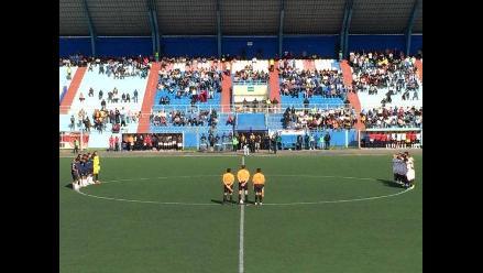 UTC se complica con la baja tras igualar 1-1 ante San Martín en Cajamarca