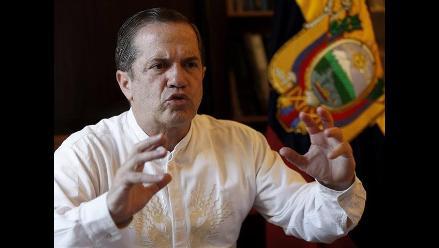 Ecuador dice que no asiste a sesiones de la CIDH por estar politizadas