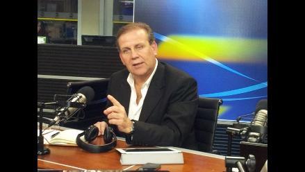 Alberto Tejada postulará a la FPF como vicepresidente de Agustín Lozano