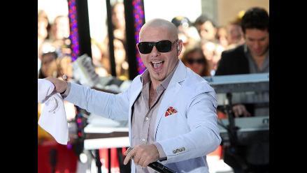 Pitbull prepara dos realities sobre su vida