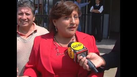 La Parada: municipales desalojan a exdirigente Ida Ávila