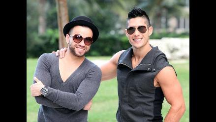 Chino y Nacho promocionarán su disco ´Live´ en concierto en Miami
