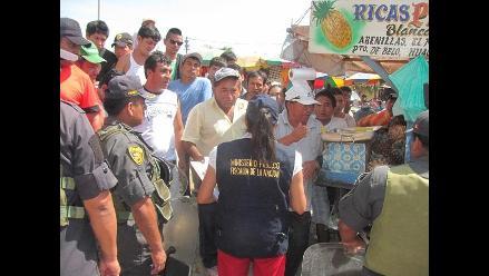 Arequipa: denuncian a sereno del municipio de Yura por agresión