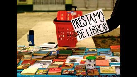 Trujillo: Biciteca, promoviendo la confianza y lectura