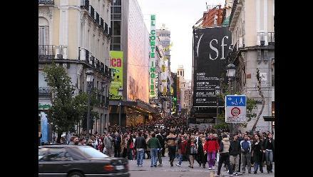 España perderá un millón de habitantes en los próximos 15 años