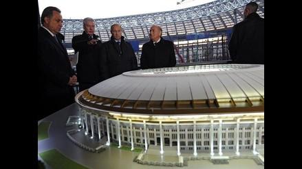 Rusia 2018: Presidente Putin afirma que seguridad no será exagerada