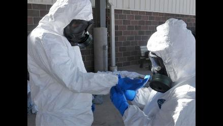 Pentágono estudia aislamiento a militares de misión contra el ébola