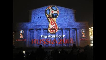 Rusia 2018: Espectacular presentación del logo del Mundial con astronautas