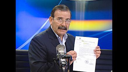 Miguel Hidalgo a Daniel Urresti: Comete abuso de autoridad con PNP