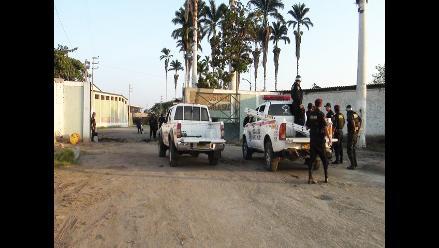 Tacna: policías que hurtaron combustible siguen detenidos