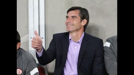 Administrador de Universitario confirma a Óscar Ibáñez como DT en 2015