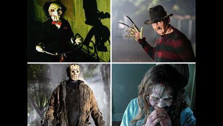 Quince películas de terror para disfrutar la noche de Halloween