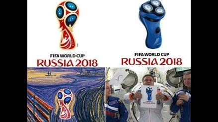 Logo del Mundial Rusia 2018 es víctima de divertidos ´memes´
