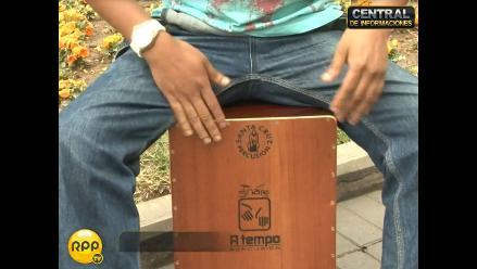 Cajón peruano: Reconocimiento de la OEA a un instrumento de peruanidad