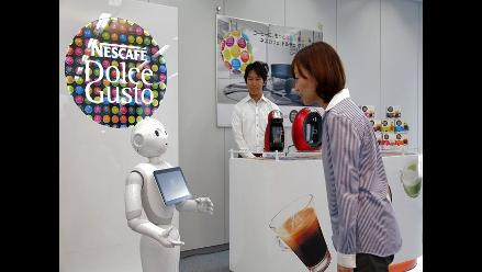 Nestlé introducirá robots como dependientes en sus tiendas de Japón