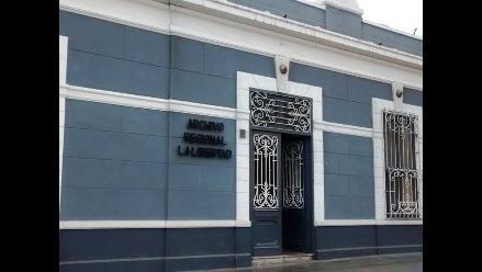 Trujillo: documentos históricos del Archivo Regional en peligro