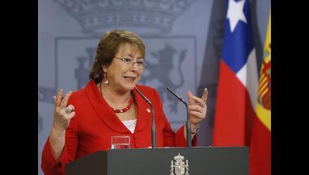 Bachelet: Alianza del Pacifico fue vista para dar la espalda al Atlántico