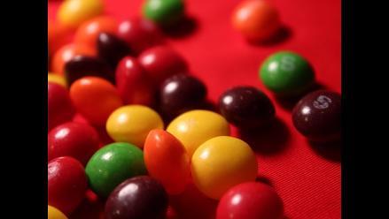 ¿Cuántas calorías tienen las golosinas que comen los niños en Halloween?