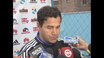 Daniel Ahmed: Conseguir los tres puntos nos acercan al sueño del Clausura