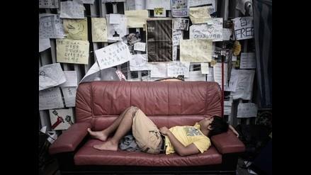 China: Estudiantes se niegan a llevar protestas prodemocracia a la APEC