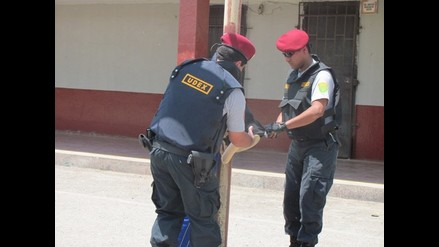 Chiclayo: dejan dinamita en casa de mamá de alcalde de Pacora