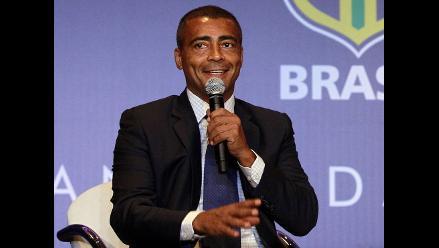 Romario justifica la goleada que sufrió Brasil ante Alemania en Mundial