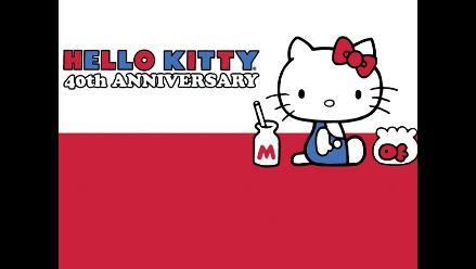 ¡Feliz 40 años! Lo que no sabías sobre Hello Kitty