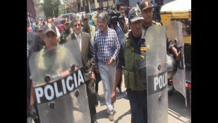 Chiclayo: refuerzan seguridad a fiscales que investigan caso Torres