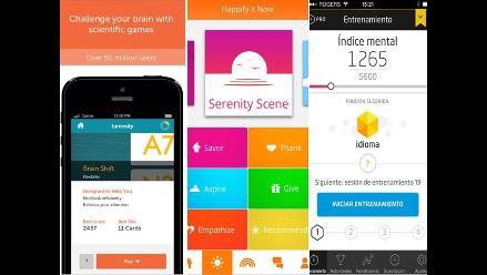 Estas apps te ayudarán a ejercitar tu cerebro