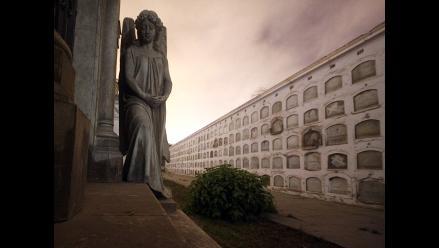 Presbítero Maestro: Un recorrido por la historia del cementerio