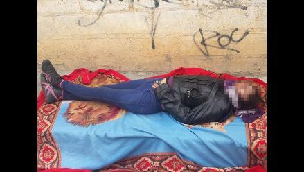 Tarma: joven es hallada sin vida en pasaje