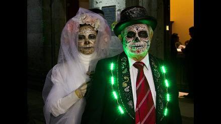 México celebra el Día de los Muertos más vivos que nunca