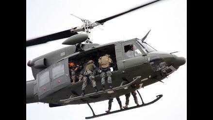 Perú y Colombia realizaron ejercicios aéreos contra el narcotráfico
