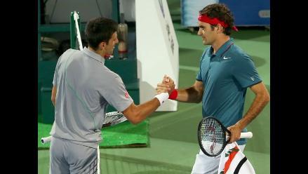 Djokovic se mide a Wawrinka y Federer a Murray en el Torneo de Maestros